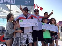 IBASSIN: Mike Williams and Duane Jacobs Win the 2016 CSFL National Classic  XX with 43 Pounds!
