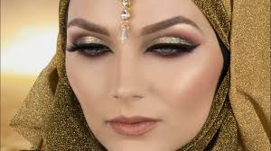 arabic makeup smokey eyes saubhaya makeup