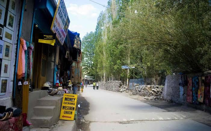 Image result for Changspa Road   Ladakh