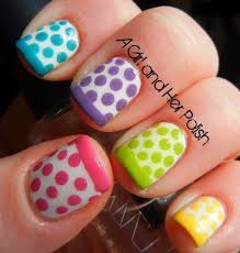 quick but awesome 5 minute nail art ideas