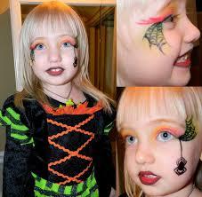 2017 toddler witch makeup ideas