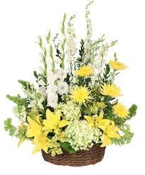 prayerful whisper funeral flowers in