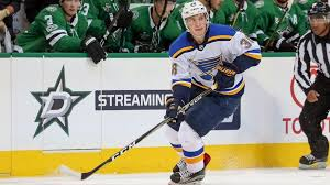 Thomas healing from ankle injury, eager to play for Blues this season
