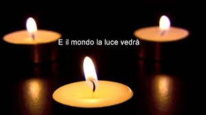 La luce vedrà - ConTinentals - C'è una candela - YouTube