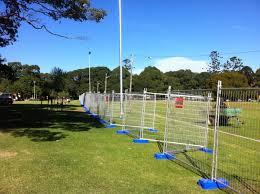 Temporary Fence Hire Sydney Crowd Control Barriers Sydney