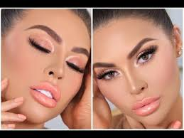 nars glam makeup tutorial