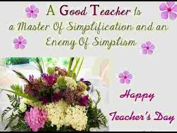 teachers day quotes and wishes to make the day special for