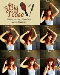 vine inspired hair tutorials