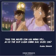 Xem các cặp đôi trong Thám tử lừng danh Conan thả thính nhau mà ...