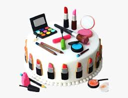cosmetic birthday cake hd png