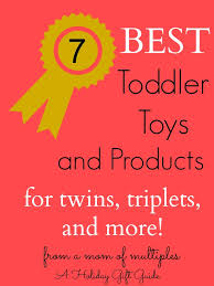 7 great toddler toys and s for