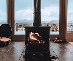 does a wood burning stove add value to