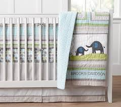 pottery barn kids crib bedding baby
