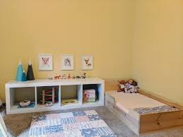 Sleep Self Soothing And The Montessori Floor Bed Montessori In Real Life