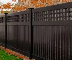 Wood Grain Vinyl Fences Nj