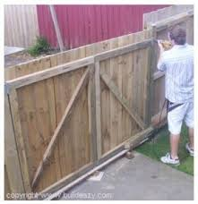 9 Free Diy Wooden Gate Plans You Can Build Today Healthyhandyman