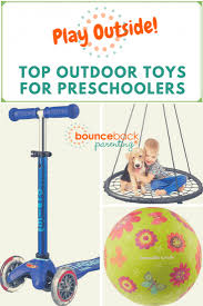 best outdoor toys for 4 5 year olds