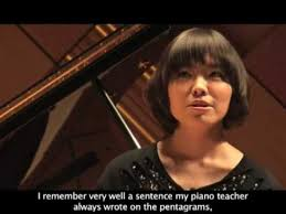 ▻ HIROMI UEHARA, Virtuoso Pianist & Style Icon | An Exclusive Interview  with yoox.com - YouTube