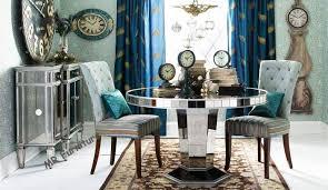29 inch round glass kitchen table