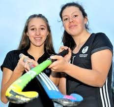 Alderley Edge Hockey Club duo Natalie Stevens and Abigail Cook ...