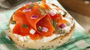 lox gravlax and smoked salmon