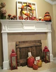 ideas for an empty fireplace cherrie hub