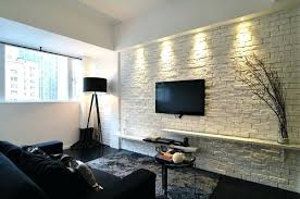 fireplace or interior brick wall