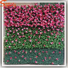 home decoration artificial grass wall
