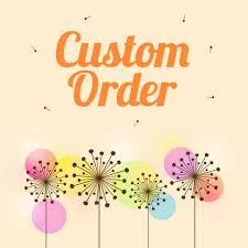 إكسسوارات - Custom Order For Polly West Only #2257068 - Weddbook
