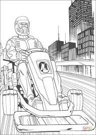 Race Auto Kleurplaat Gratis Kleurplaten Printen