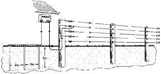 Circuit Diagram Electric Fence Energizer