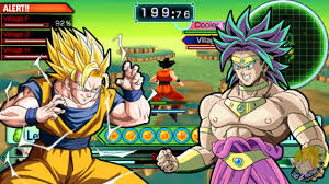 dragon ball z shin budokai another