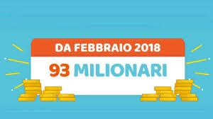 Million Day 11 gennaio 2020: estrazione combinazione ...