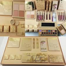 kylie jenner new full makeup kit code