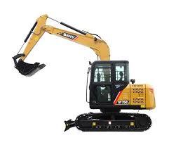 7 5 ton excavators 7 tonne