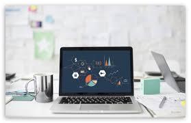 office laptop ultra hd desktop