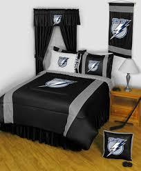 tampa bay lightning sidelines bedding