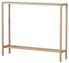 fallon narrow console table with