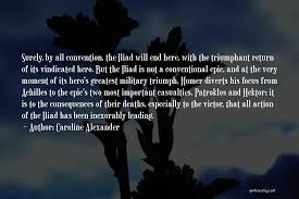 top best homer iliad quotes sayings