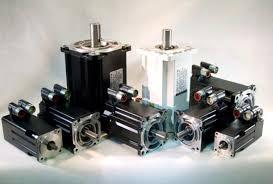 brushless electric servo motor