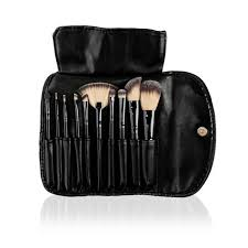 bp professional brush set black