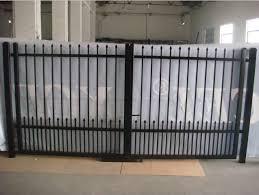 Supply Cheap Custom Metal Sliding Driveway Fence Gates Designs Diy Sliding Gate Types Xcel
