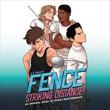 Amazon Com Fence Striking Distance Audible Audio Edition Sarah Rees Brennan Johanna The Mad C S Pacat Will Collyer Little Brown Young Readers Audible Audiobooks