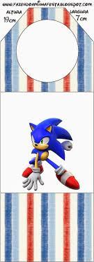 Sonic Imprimibles Imagenes Y Fondos Gratis Para Fiestas Oh My