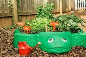 mini gardening projects kids will love