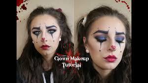 easy clown makeup ahs freak show