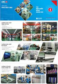 Giới thiệu nhà máy UBC Việt Nam - nhà máy sản xuất tivi thương hiệu Việt.   Việt  nam, Viết, Hình ảnh
