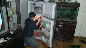Sửa tủ lạnh chạy mà không lạnh tại tp Vinh