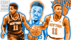 New York Knicks: Frank Ntilikina & Dennis Smith Jr. meet again