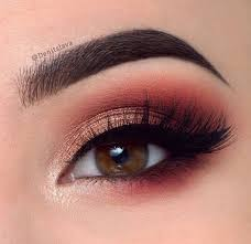 makeup ideas for brown eyes prom